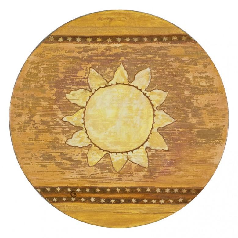 Mandala do sol - D 30 cm - AST - 2008